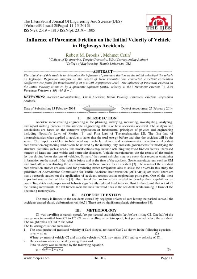 The International Journal Of Engineering And Science (IJES)   Volume  3  Issue   2  Pages   11-15  2014   ISSN(e): 2319 – ...