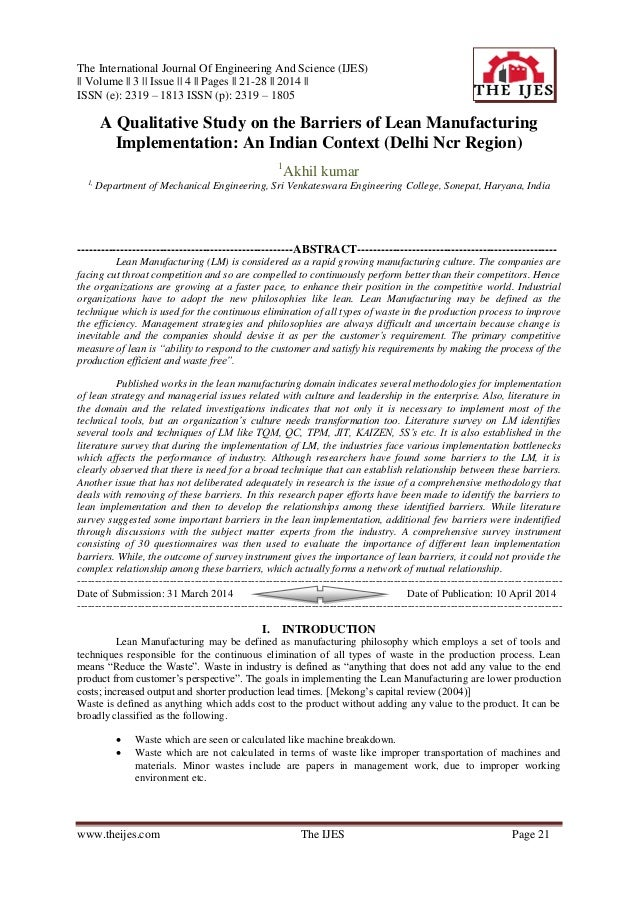 The International Journal Of Engineering And Science (IJES) || Volume || 3 || Issue || 4 || Pages || 21-28 || 2014 || ISSN...