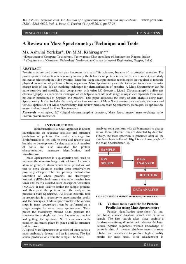 Ms. Ashwini Yerlekar et al. Int. Journal of Engineering Research and Applications www.ijera.com ISSN : 2248-9622, Vol. 4, ...