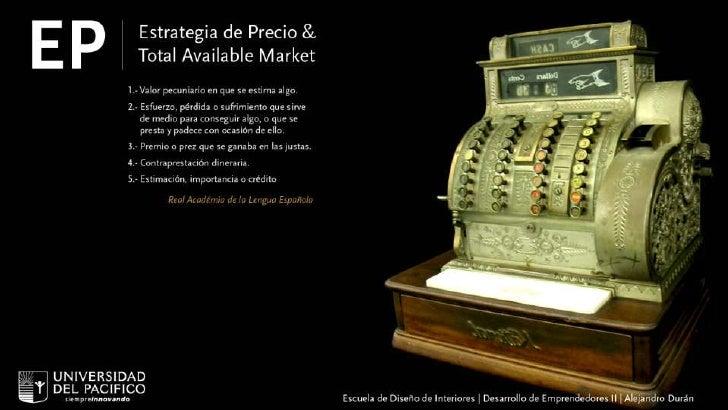 C08 estrategia precio