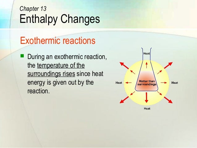 enthalpy change of reaction between copper and ammonia The symbol for the standard enthalpy of formation is: δh° f all chemical reactions involve a change in enthalpy (defined as the heat produced or absorbed during a reaction at constant pressure) the symbol for the change is δh the subscripted f is taken to mean formation when used in the thermochemistry area.