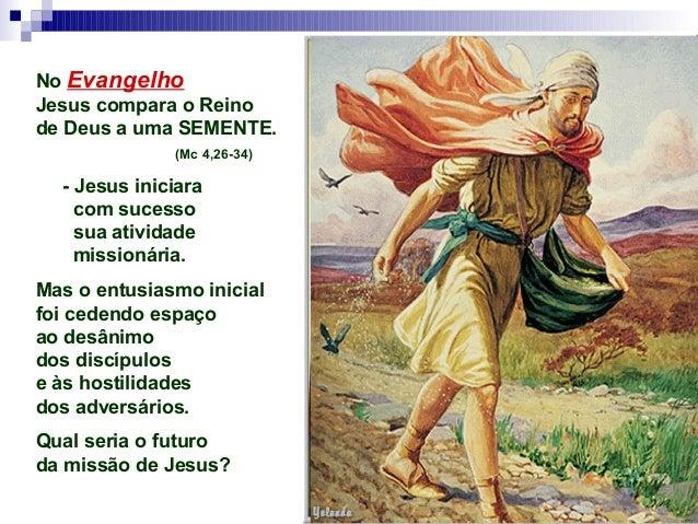 O texto reflete também a situação vivida pelas primeiras comunidades cristãs. Após o entusiasmo inicial, sentem-se dominad...