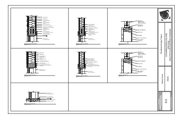 Construction Documents Fall 2014