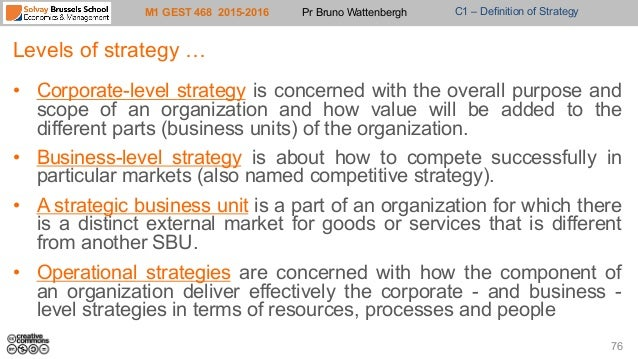 K Strategist Examples