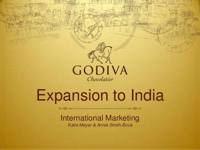 chocolate brand expansion into india Mars encourages deeper discovery into the influence of corporate expansion the american heritage® chocolate brand was developed in 2006 by mars.