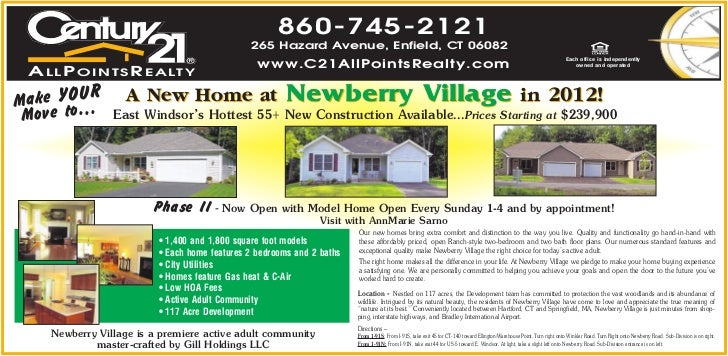 860-745-2121                                                 265 Hazard Avenue, Enfield, CT 06082                         ...