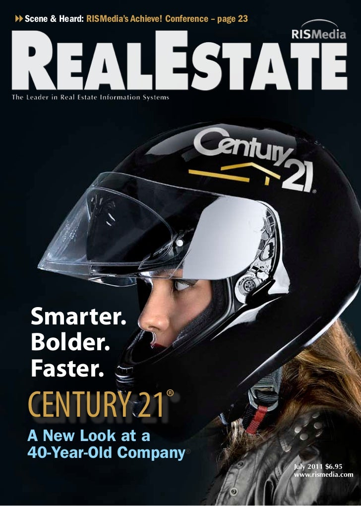 C21 Real estate Cover and Feature