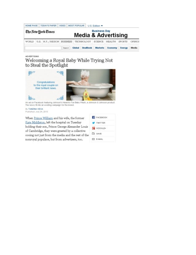 C21 Social Marketing Featured in NY Times