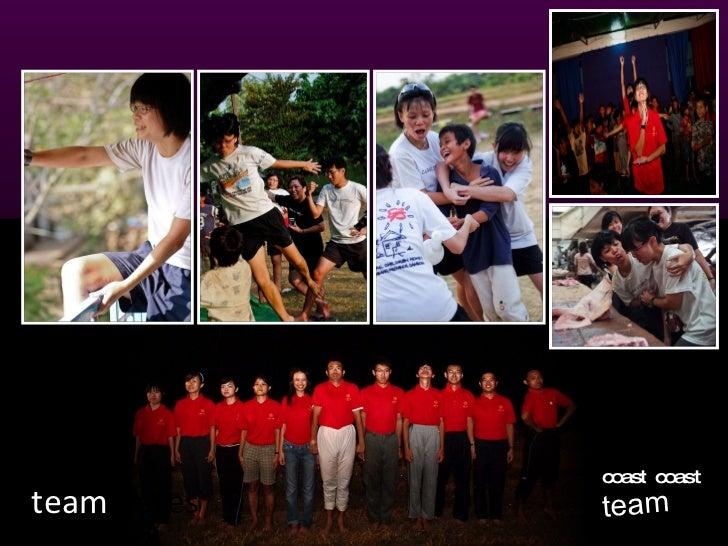 team mates coast 2 coast team 10