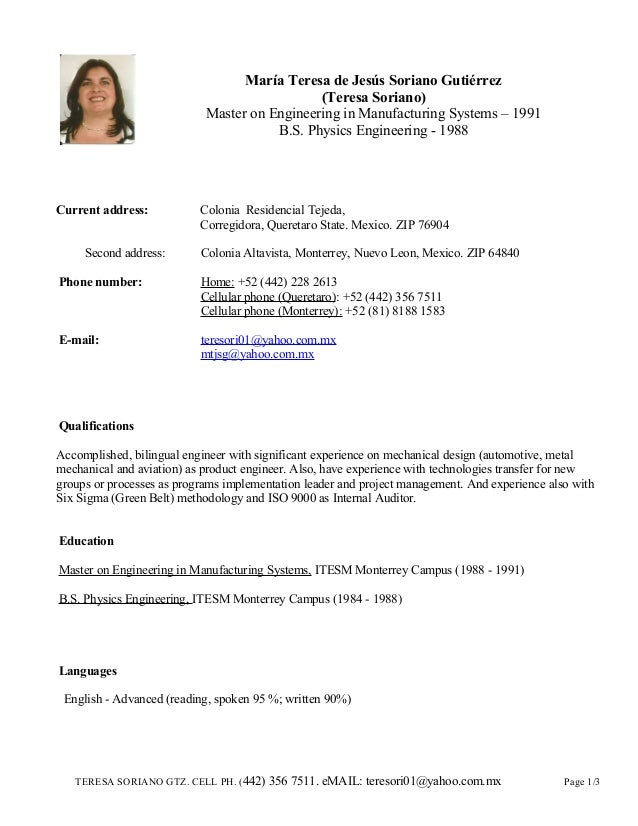 Niedlich Lebenslauf In Usa Probe Galerie - Entry Level Resume ...