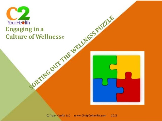 Sorting Out the Wellness Puzzle for Worksite Wellness with What to do about corporate and work site wellness can be confusing at best and overwhelming worst. There are so many options to choose from; it's hard to know which one is best for your company's