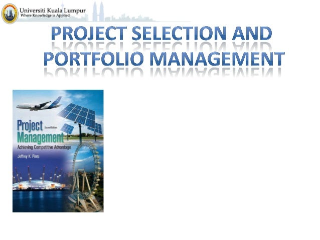 Project Selection Screening models help managers pick winners from a pool of projects. Screening models are numeric or non...