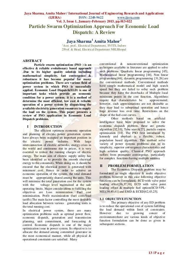 Jaya Sharma, Amita Mahor / International Journal of Engineering Research and Applications               (IJERA)           ...