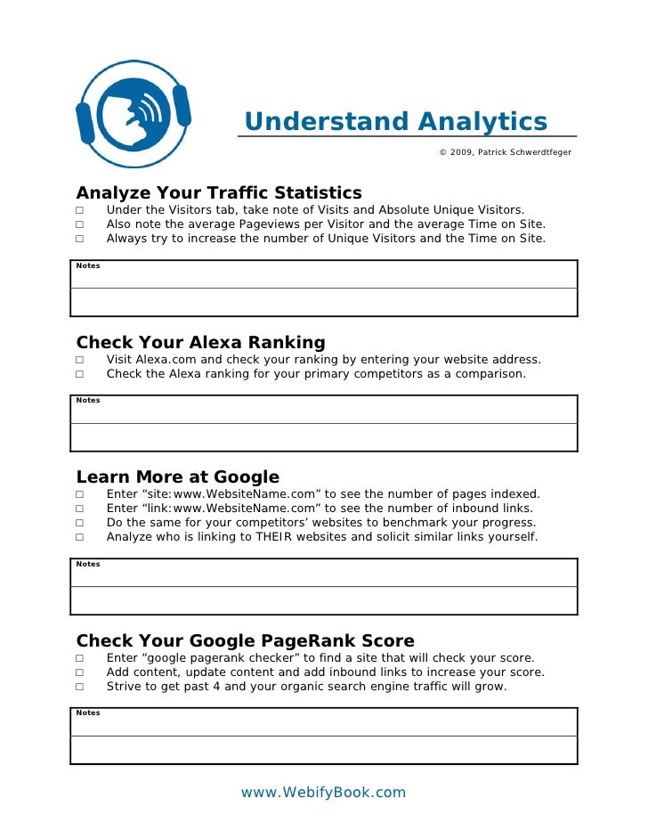 C35 understand website analytics (worksheet)