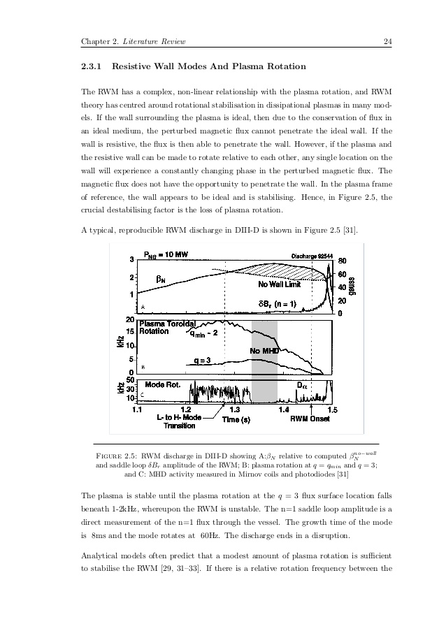 Non-linear Magnetohydrodynamic Instabilities In Advanced Tokamak Plas�