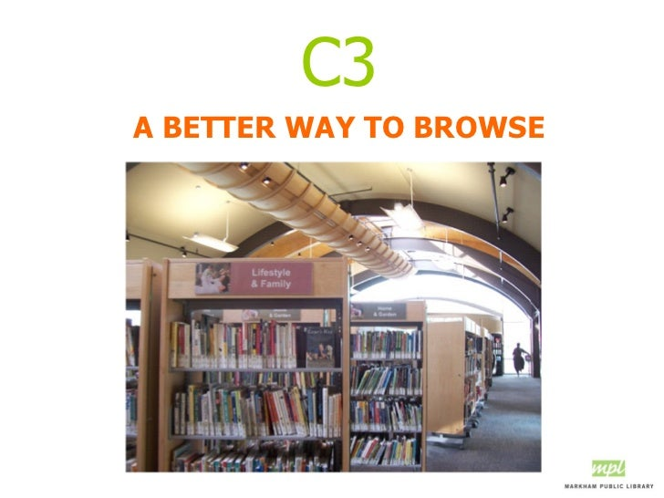 C3 A BETTER WAY TO BROWSE
