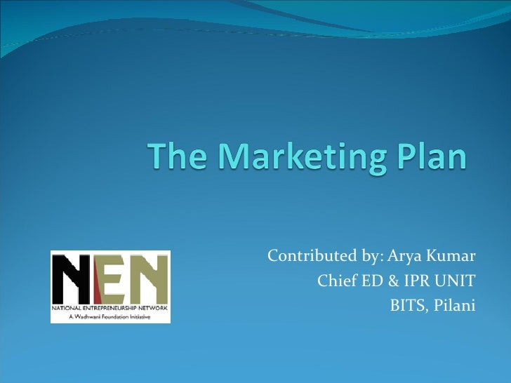 C4e5 marketing plan