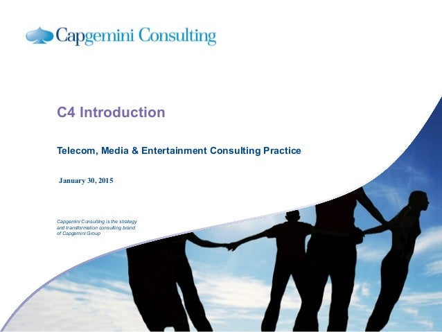 TME Consulting External Introduction 2009