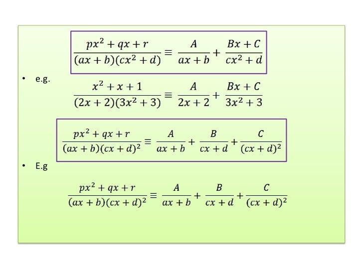 Pre Calculus Partial Fraction Decomposition Worksheet – Partial Fractions Worksheet