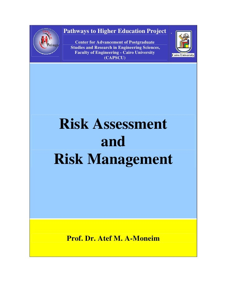 C6 1 Risk Assessment And Risk Management
