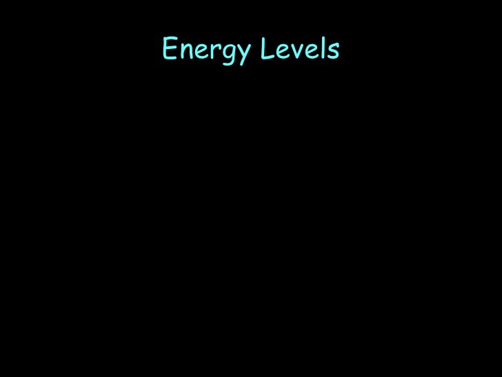 C7 energy levels