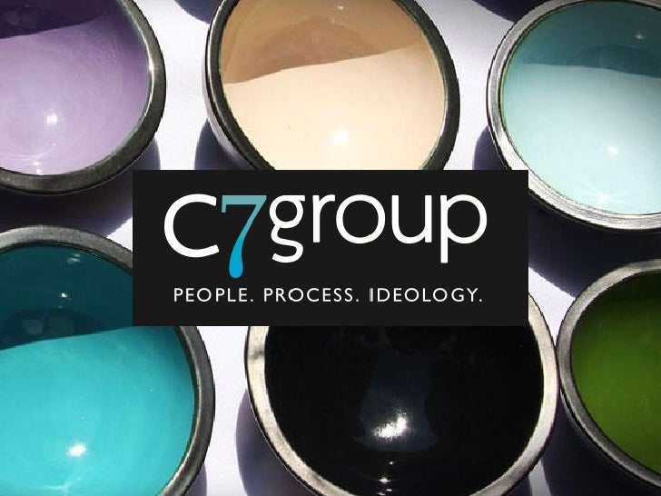 Who is C7group?C7group is a consulting and technology services firm that improves business culture and workflow using the ...