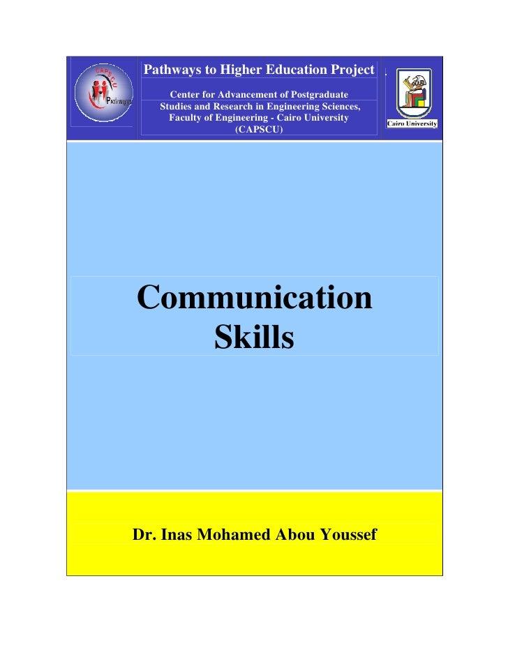 C8 1 Communication Skills