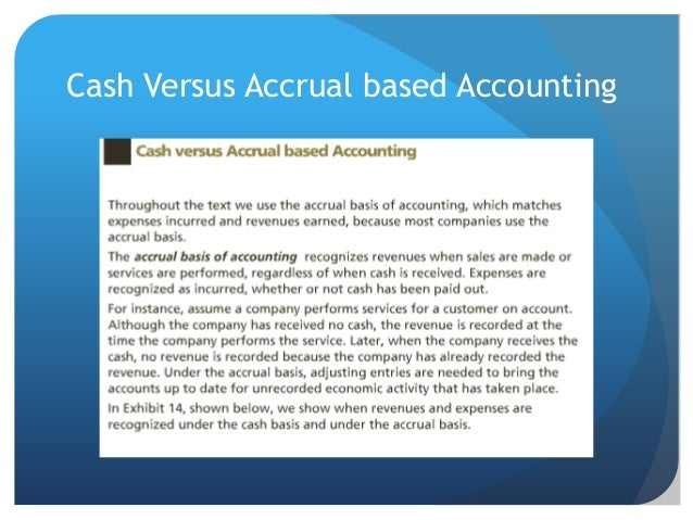 Confused about Accrual based accounting... When would I record the expense related to supplies?