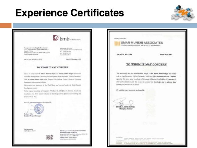 Experience certificate format word doc image collections experience certificate format word doc images certificate design experience certificate format doc for computer operator choice yadclub Choice Image