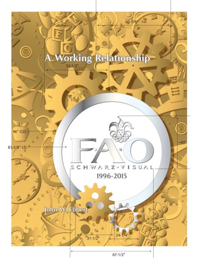 FAO Schwarz Visual 1996-2015