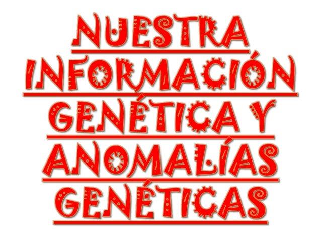 """La genética (del griego antiguo γενετικός, genetikos genetivo y este de γένεσις génesis, """"origen"""") es el campo de la biolo..."""