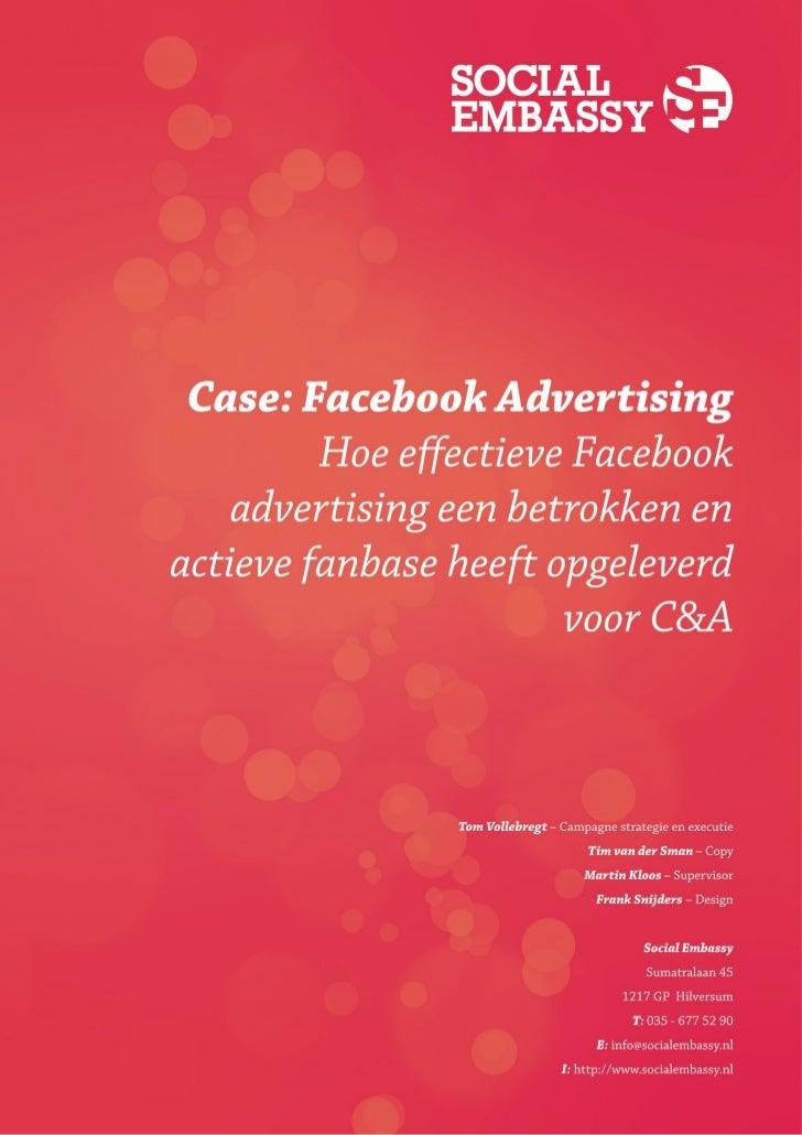 SamenvattingHet aantal merken dat een fanpage opent op Facebook groeit stormachtig. Dat deontwikkeling van een fanbase nie...