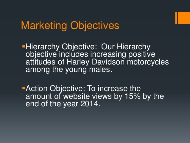 harley davidson marketing strategy essay Free essay: discuss the attractiveness of the women motorcyclist market in terms of size and growth as pointed out in the video, harley davidson is fully.