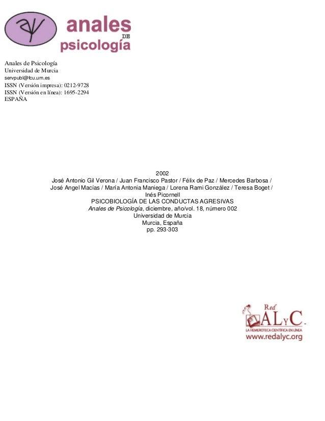 Anales de PsicologíaUniversidad de Murciaservpubl@fcu.um.esISSN (Versión impresa): 0212-9728ISSN (Versión en línea): 1695-...