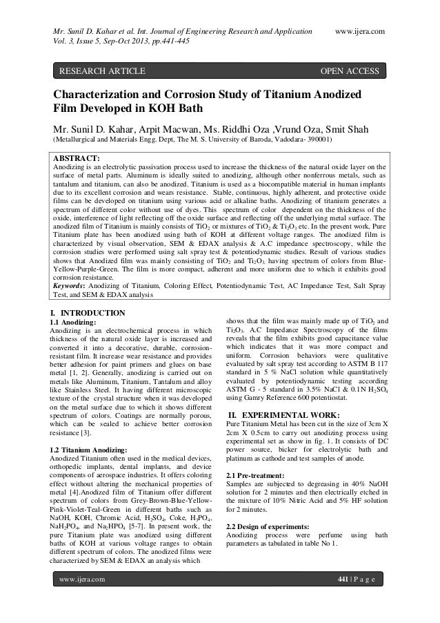 Mr. Sunil D. Kahar et al. Int. Journal of Engineering Research and Application www.ijera.com Vol. 3, Issue 5, Sep-Oct 2013...