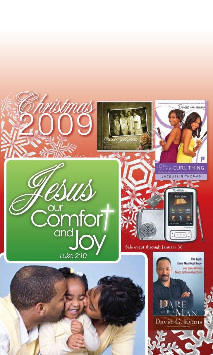 2009 Christmas Catalog