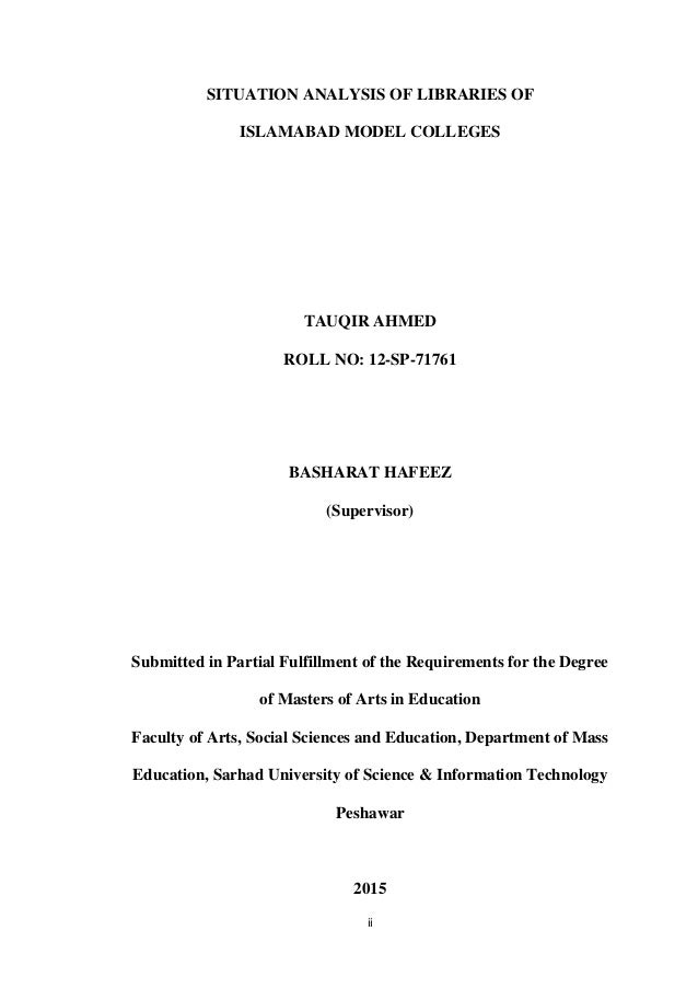 theoretical framework of thesis