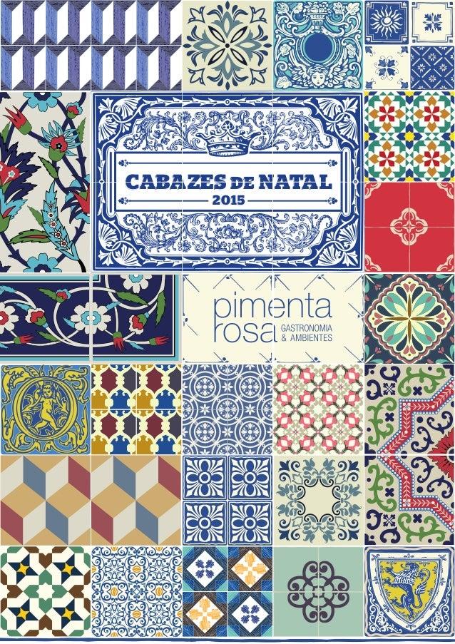 CABAZES DE NATALCABAZES DE NATALCABAZES DE NATAL 201520152015