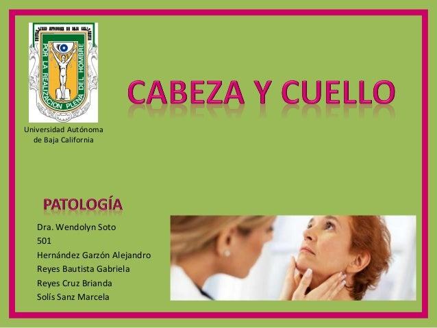 Universidad Autónoma de Baja California  Dra. Wendolyn Soto 501 Hernández Garzón Alejandro Reyes Bautista Gabriela Reyes C...