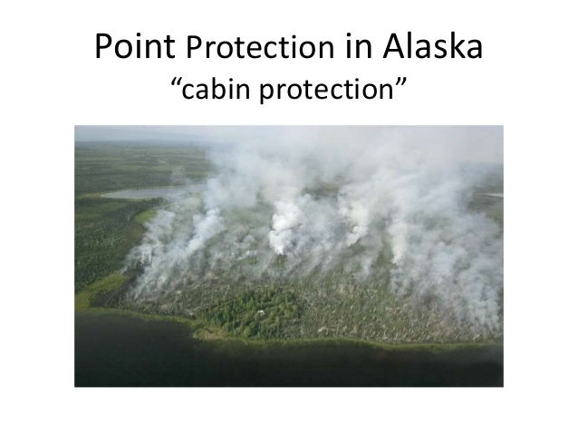 """Point Protection in Alaska """"cabin protection"""""""