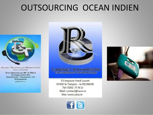 OUTSOURCING OCEAN INDIEN