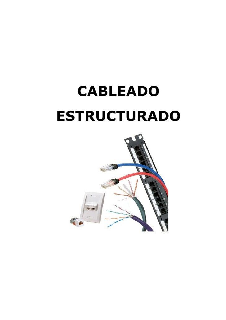 Cableado estructuradoteoria