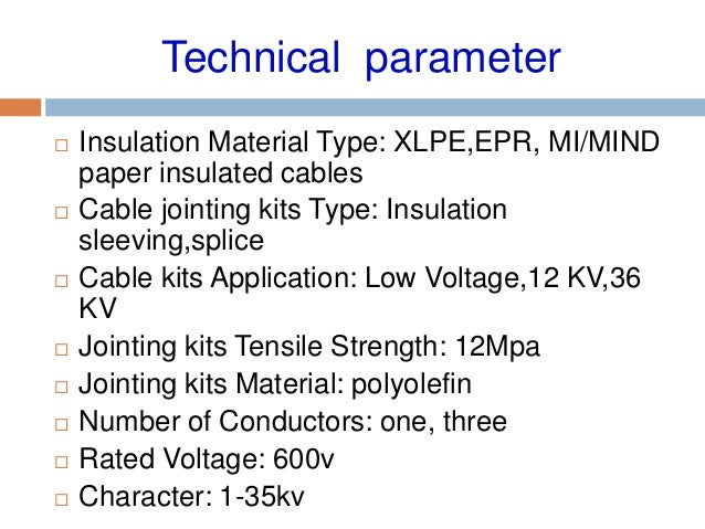 losses in xlpe insulated cables engineering essay Protection of high-voltage ac cables demetrios a tziouvaras schweitzer engineering laboratories, inc xlpe insulated cables may also have advantages in system.