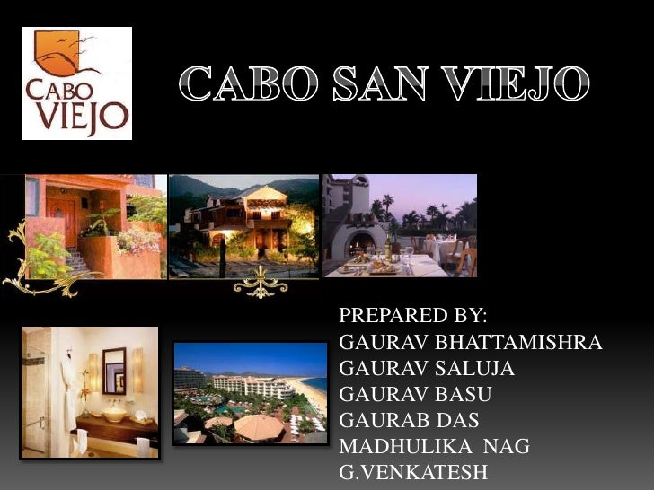 "cabo san viejo case rewarding loyalty case analysis We will rely heavily on case analysis complemented with lectures and discussions of case: cabo san viejo: rewarding loyalty ""loyalty-based management."