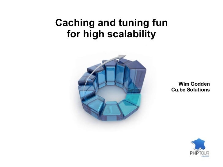 Caching and tuning fun for high scalability @ PHPTour