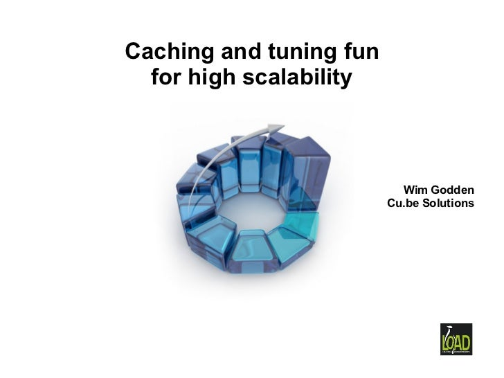 Caching and tuning fun for high scalability @ LOAD2012