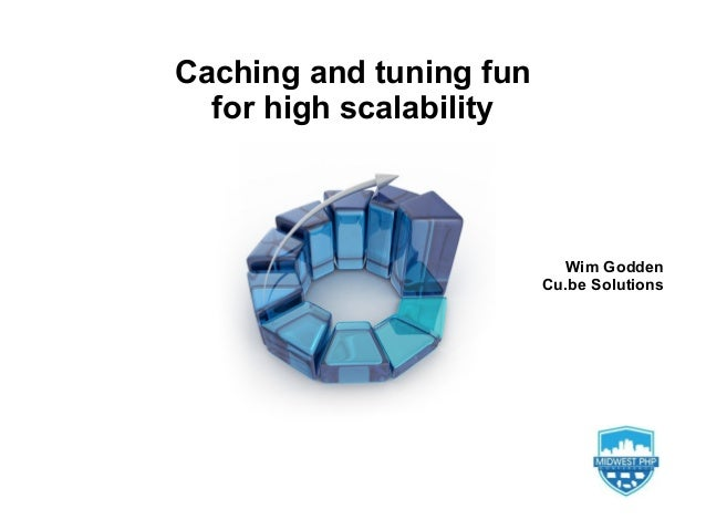Caching and tuning fun for high scalability