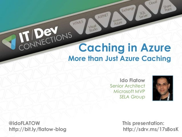 Caching in Windows Azure