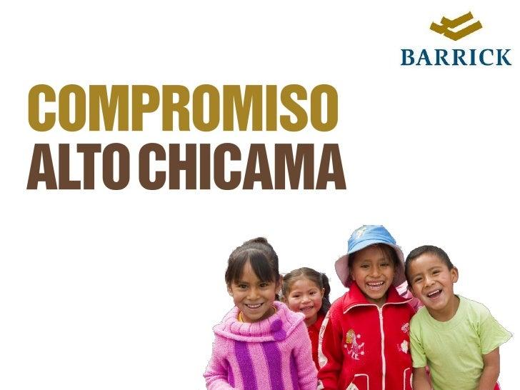 Compromiso Alto Chicama