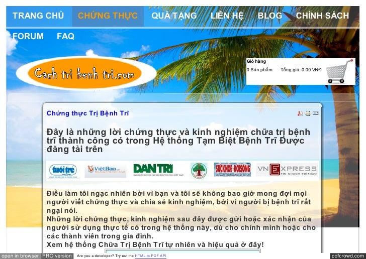 Cachtribenhtri com chung_thuc_html